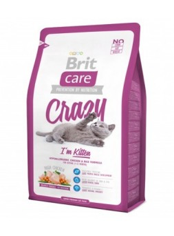 Brit Care Cat – Crazy Kitten | Cuccioli Pollo