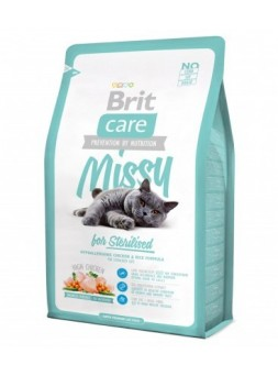 Brit Care Cat – Missy| Sterilized Pollo