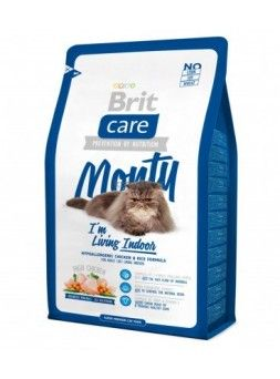 Brit Care Cat – Monty | Indoor Pollo