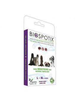 Biospotix Cane Spot On, da 20kg, 3 pipette