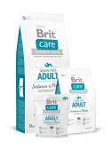 Brit Care Cane Salmon Salmone e patate per cani adulti