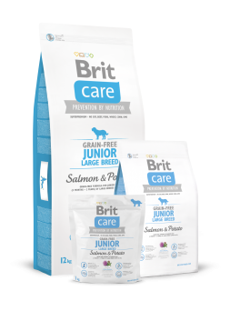 Brit Care Salmon Puppy
