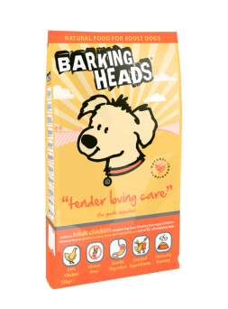 BARKING HEADS Bowl Lickin' Chicken per cani