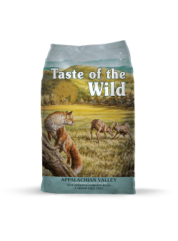 Taste of the Wild - Appalachian Valley Small Breed Canine