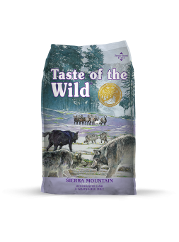 Taste of the Wild - Sierra Mountain Canine