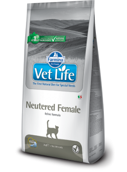 FERMINA VetLife - Feline NEUTERED FEMALE