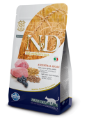 FARMINA N&D FELINE LOW GRAIN ADULT - Farro, Avena, Agnello e Mirtillo