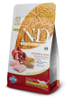 FARMINA N&D FELINE LOW GRAIN ADULT - Farro, Avena, Pollo e Melograno