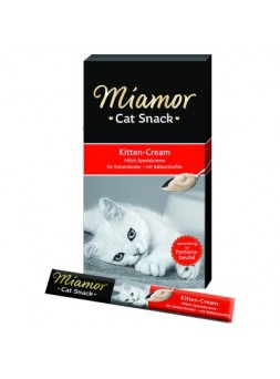 MIAMOR GATTO Snack Kitten Crema al Latte