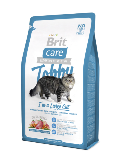 Brit Care Gatto – Tobby   Large Cat