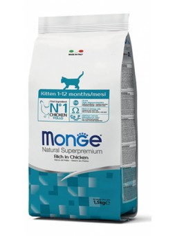 Monge Natural Superpremium Kitten - con Pollo