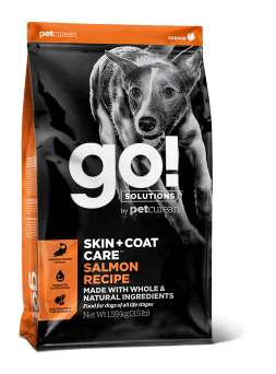 GO SOLUTIONS SKIN+COAT SALMONE