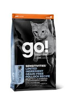 GO SOLUTIONS SENSITIVITIES ANATRA PER GATTO
